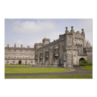 Kilkenny Castle, County Kilkenny, Ireland. Photograph