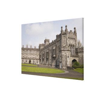 Kilkenny Castle, County Kilkenny, Ireland. Stretched Canvas Print