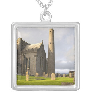 Kilkenny, Ireland. Killkenny is also known as Square Pendant Necklace