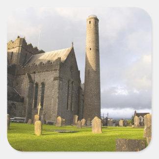 Kilkenny, Ireland. Killkenny is also known as Square Sticker