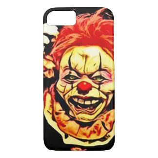 Killer Clown Art Nouveau iPhone 7 Case