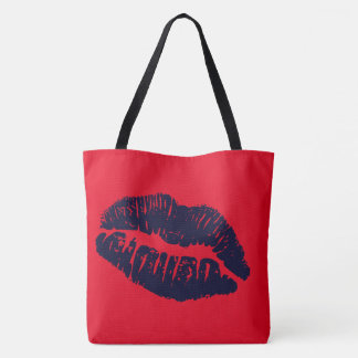 Kisses for you tote bag