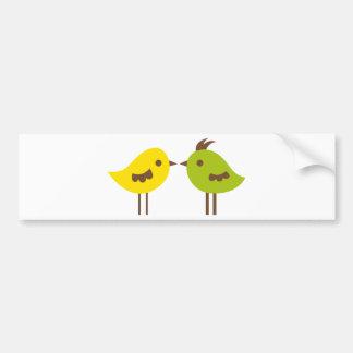 kissme3 bumper sticker