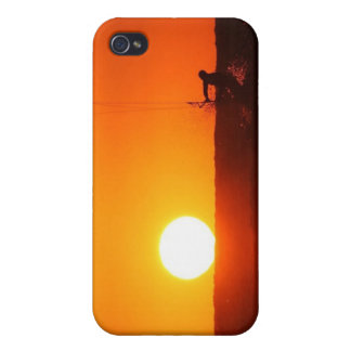 Kite Surfer 3 Cover For iPhone 4