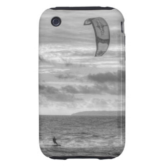 Kite Surfer Tough iPhone 3 Cover