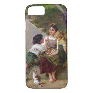 Kittens 1895 iPhone 7 case