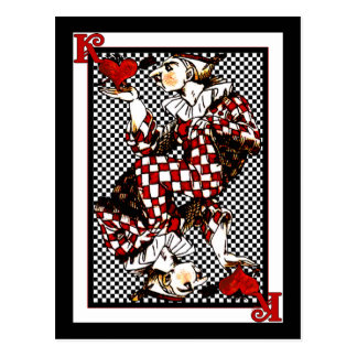 Knave of Hearts Postcards