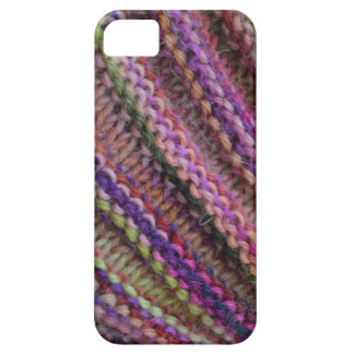 Knitting in Sunset Colours Barely There iPhone 5 Case