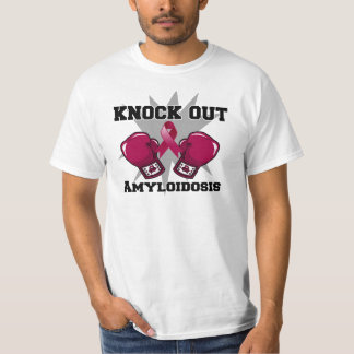 Knock Out Amyloidosis Tees