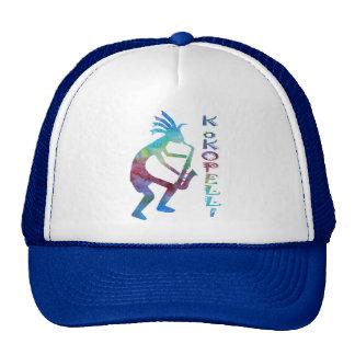 Kokopelli Plays the Sax Cap