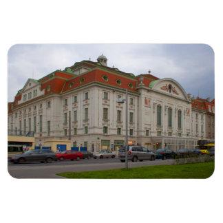 Konzerthaus, Vienna Austria Rectangular Photo Magnet
