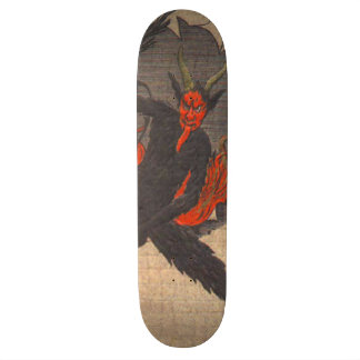 Krampus Skateboard