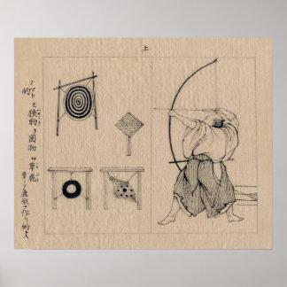 Kyūdō Poster