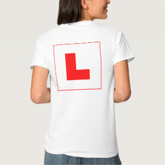 L-Plate Learner Driver / Bachelorette Hen Night Shirts