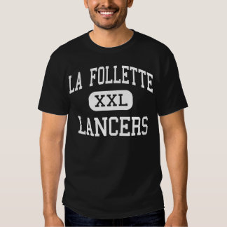 La Follette - Lancers - High - Madison Wisconsin Tee Shirts
