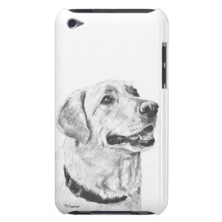 Labrador Retriever Drawing Barely There iPod Case