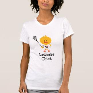 Lacrosse Chick T shirt