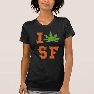 ladies potleaf sf tshirts