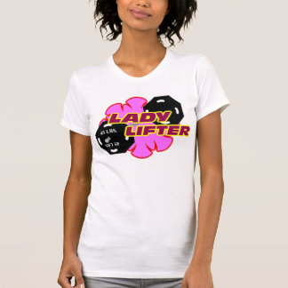 Lady Lifter T-Shirt