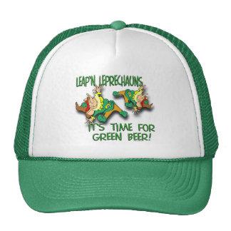 Laep'n Leprechauns... Cap