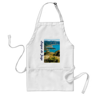 Lake in Azores islands Standard Apron