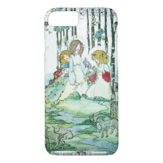 Lambs Play 1913 iPhone 7 Case