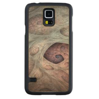 """Landscape II"" Pastel Spiral Fractal Maple Galaxy S5 Slim Case"