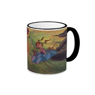 Lantern Ladies Ringer Mug