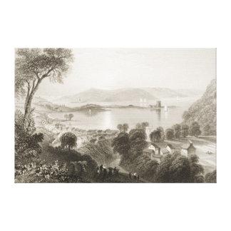 Larne, County Antrim, Northern Ireland Canvas Print