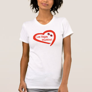Las Vegas Hottie! Ladies Camisole Tshirts