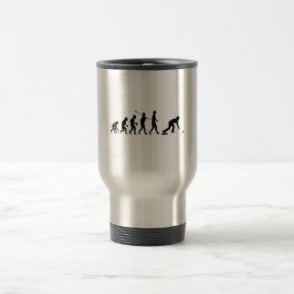 Lawn Bowl Stainless Steel Travel Mug