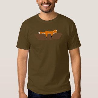 Lazy Fox T Shirts