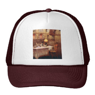 Le Sidaner: Table in Evening Cap