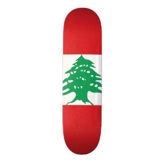Lebanon Flag Skate Board Deck