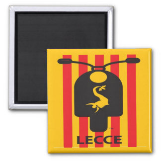 Lecce Scooter Magnet