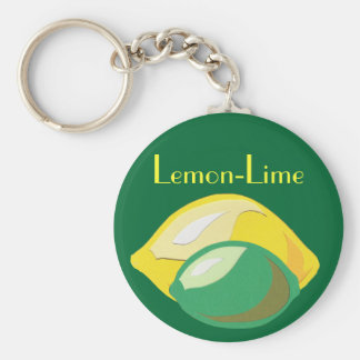Lemon-Lime Keychain