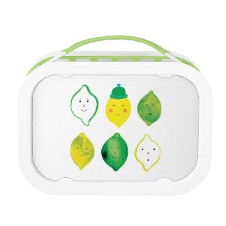 Lemons & Limes! Lunch Box