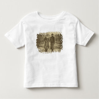 Leo Tolstoy and the author Maxim Gorky T-shirts