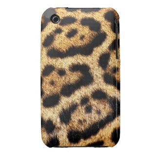 Leopard Fur Look iPhone 3 Case-Mate Cases