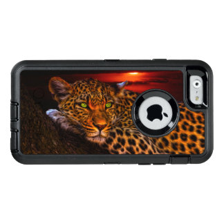 Leopard OtterBox iPhone 6/6s Case