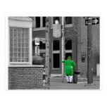 Leprechaun City Diversion Postcard