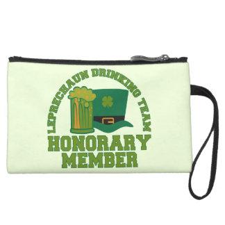 Leprechaun Drinking Team accessory bags