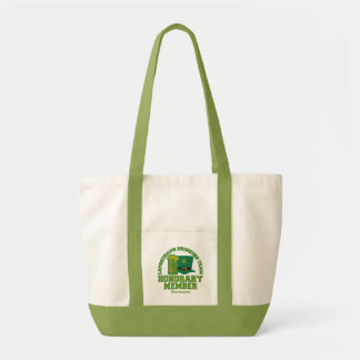 Leprechaun Drinking Team custom bags