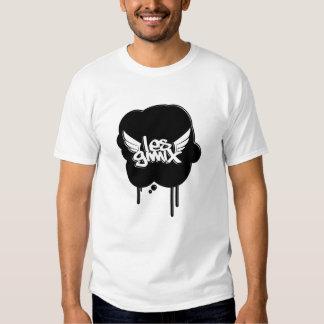 Les Gimix White T-shirt
