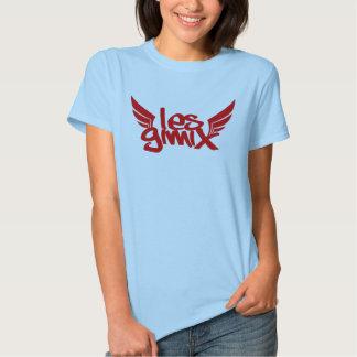LesLadiesRed Tshirts