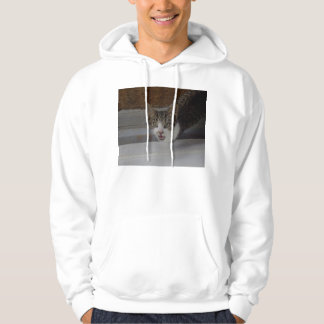 Let Me In Hooded Pullover