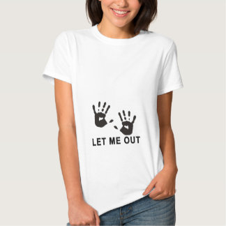 Let Me Out Long Sleeve Maternity T-Shirt.png T Shirt