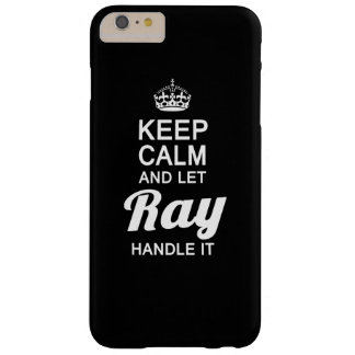 Let Ray handle it! Barely There iPhone 6 Plus Case