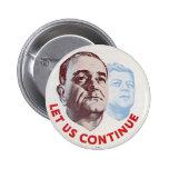 Let Us Continue jugate - Button