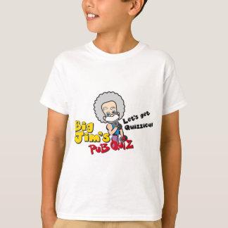 Lets get quizzical tshirt
